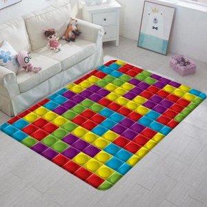 Tapete de Atividades Infantil Lego Único