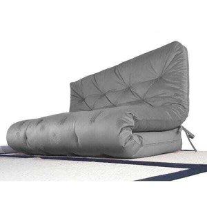 Futon Sofa Cama Casal 1,30m x 1,90m