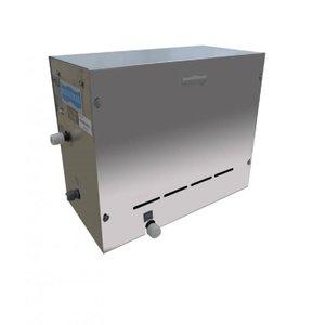 Sauna vapor Steam Inox 9 kw até 10m³  Sodramar