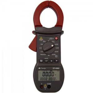Alicate Wattimetro Digital ET-4080 Minipa