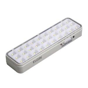 Lâmpada Luminária Luz De Emergência Com 30 Leds Bivolt Elgin