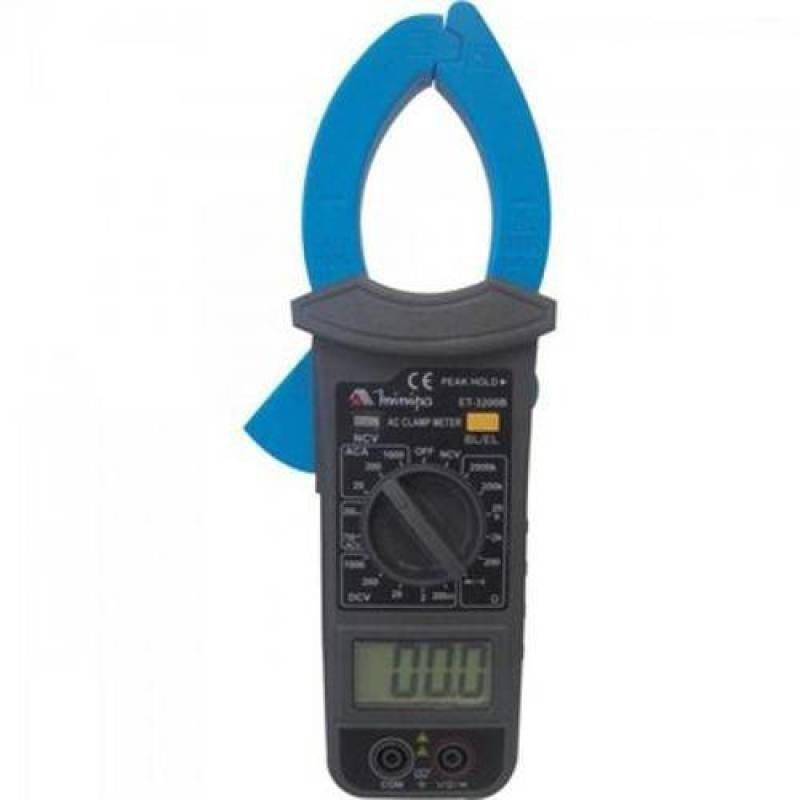 Alicate Amperímetro Digital ET-3200-B - Minipa
