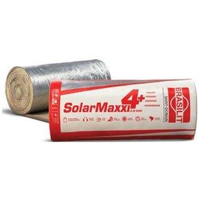 Manta Termica e Acústica Lã de Vidro 20 mm SolarMaxxi (30 m²) + Fita