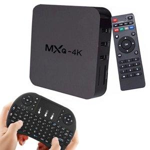 Kit Aparelho Para Transformar Em Smart Tv 4K Com Teclado Led Bluetooth Android 7.0 Brinde