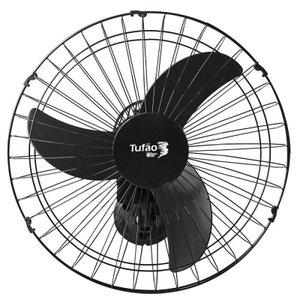 Ventilador de Parede Tufão 60cm M2 Bivolt Preto - Loren Sid