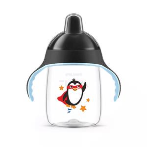 Copo Pinguim 340ml Avent Preto