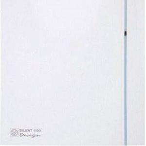 Exaustor para Banheiro Mod: Silent-100CRZ Design (C/Timer) S&P - 110V