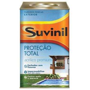 Acrilico Suvinil Proteção Total Branco 18L