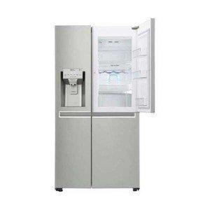 Refrigerador LG New Lancaster Side by Side 601L Door in Door - GS65SDN - Aço Escovado - 127 V