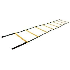 Escada de Agilidade ACTE T58 com 8 Degraus 50 cm Amarelo
