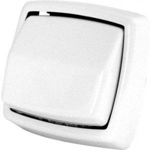 Acabamento Para Válvula de Descarga Higiban ABS Linha Press Compatível Com Base Hidra Max Modelo  -