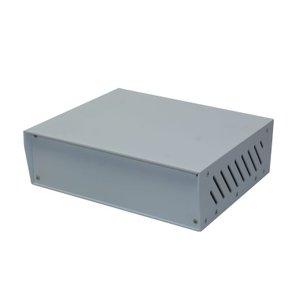Case de alumínio para eletrônica