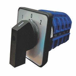 Chave de Transferencia Rotativa Manual 125 A Tetrapolar