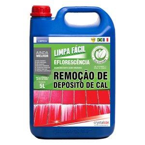 Limpa Fácil Eflorescência Remoção de Cal 5Lt-Performance Eco
