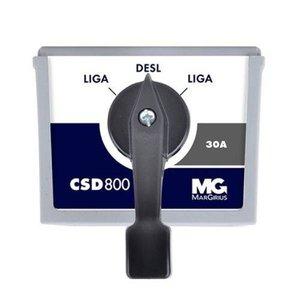 Chave Margirius Alavanca Liga-Desliga Dupla CSD-830 30A