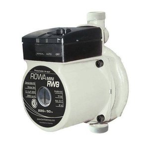 Pressurizador Rowa Rws 9 - 30 L/min
