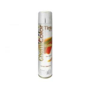 Tinta Spray Chemicolor Metálica Cromado 350ml