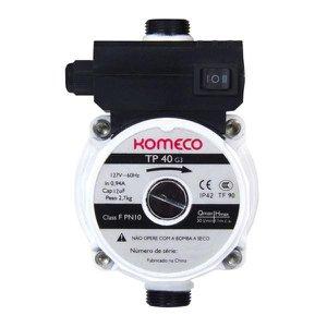 Pressurizador Fluxostato Komeco TP40G3/G4 120W Mini 127V