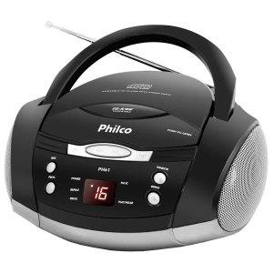 Boombox Som Portátil PH61 Philco Bivolt