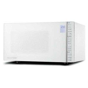 Micro-ondas Brastemp 32 Litros Branco com Painel Integrado - BMS45CB