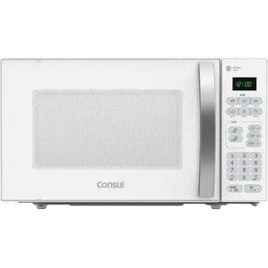 Microondas Consul 20 Litros Branco com Função Descongelar - CMA20BB