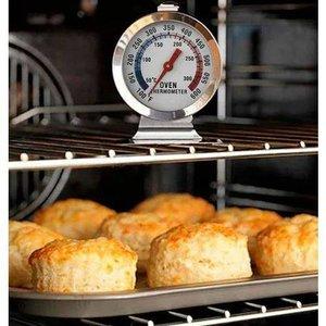 Termômetro Para Forno Aço Inox Clink