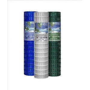 Tela Multiuso Revestida Pvc Tellacor 1,5x25m Morlan - Azul