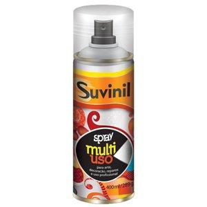 """Spray Multi Uso Suvinil 400 Ml Alumínio Brilhante"""