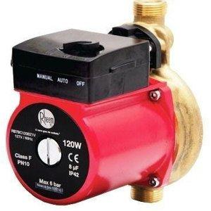 Pressurizador Rheem Rb120w  Vermelho 127v