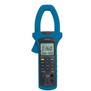 Alicate Wattímetro Fasímetro Trifásico Minipa ET-4055A