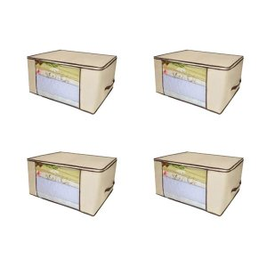 Organizador Multiuso (M) 60x45x30 - 4 unidades