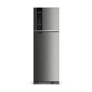 Refrigerador Brastemp Duplex 400L Inox BRM54HK 110V