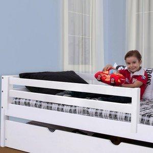 Grade De Proteção Para Cama Infantil Madeira Maciça - Casatema