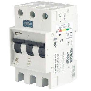 Disjuntor 32A Tripolar (C) 5Sx1 332-7 Siemens