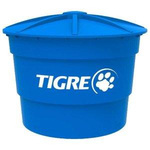 Caixa d'água 5.000L Tigre