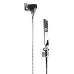 Desviador quadrado p/ chuveiro completo c/ ducha manual 2985 CR Fani