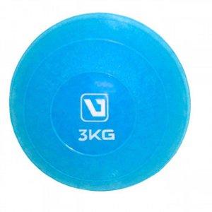 Bola de Peso para Exercicios 3kg Liveup