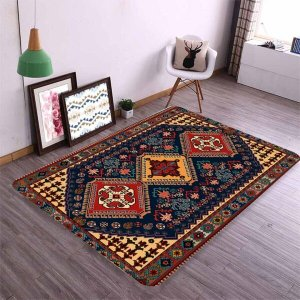 Tapete Sala Wevans Persian Carpet Tribal Único