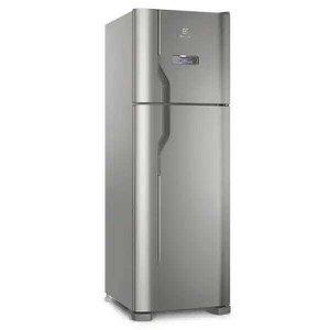 Refrigerador Electrolux 2 Port Frost Free 371L Platinum 127V