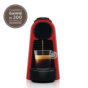 Cafeteira Nespresso Essenza Mini D30 Vermelha 220v
