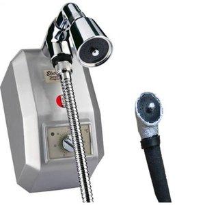Chuveiro Eletrônico Kdt Cromado Prata C/ Desviador 220v 8800w