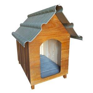 Casinha Para Cachorro - Telhado Ecológico - Média - Cerejeira