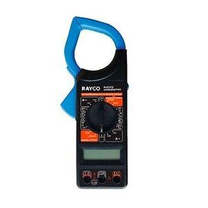 Alicate Amperímetro Digital Multímetro Rayco Com Estojo