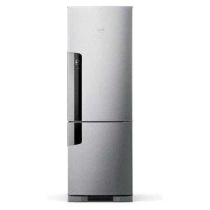 Geladeira / Refrigerador Frost Free Duplex Inverse Consul CRE44AK, 397 Litros – 110 Volts