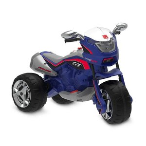 Moto Elétrica - 12V - Super Moto GT Turbo - Azul - Bandeirante BAND2660