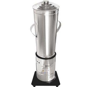 Liquidificador Triturador Industrial Baixa Rotação Inóx 8L