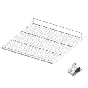Grade Prateleira Refrigerador Expositor Metalfrio Vn50 com Suporte para Grade