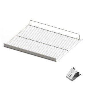 Grade Prateleira Refrigerador Expositor Metalfrio Vb40 Vb43 Vn44 com Suporte para Grade
