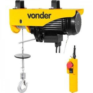 Guincho elétrico para 300 kg/600 kg GEV 600 220 V Vonder