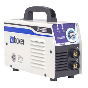 Máquina Inversora de Solda Boxer Touch 150 140a Bivolt